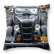 1935 Dodge 2019 Throw Pillow