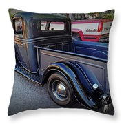 1935 Ford Pickup Throw Pillow