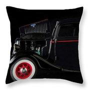 1935 Truck- 3 Throw Pillow