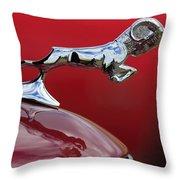 1936 Dodge Ram Throw Pillow
