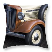 1936 Gmc Pickup Truck 1 Throw Pillow