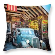 1937 Ford Pickup Truck Throw Pillow
