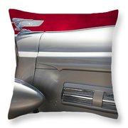 1937 Packard Throw Pillow
