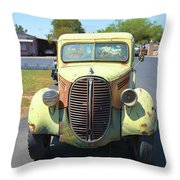 1938 Ford Truck Throw Pillow