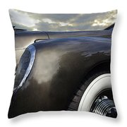 1938 Lincoln Throw Pillow