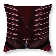 1938 Willys Grille Throw Pillow