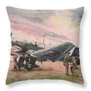 1939 Throw Pillow