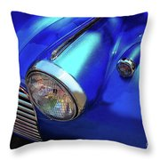 1940 Chevy Special Deluxe Throw Pillow