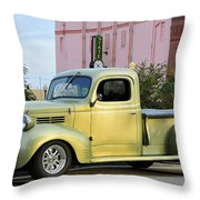 1940 Dodge Pickup Throw Pillow