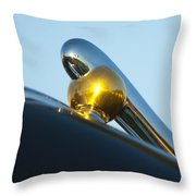 1940 Lincoln Hood Ornament Throw Pillow