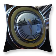 1941 Buick Eight Throw Pillow