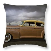 1941 Chevy Special Deluxe Throw Pillow