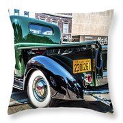 1941 Chevy Truck Throw Pillow