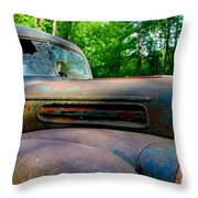 1942 Ford Throw Pillow