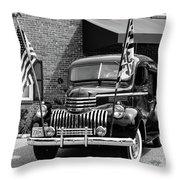1946 Chevrolet Throw Pillow