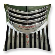 1946 Chevrolet Pick Up Throw Pillow by Gordon Dean II
