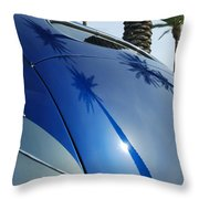 1946 Steel Body Gm Throw Pillow
