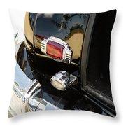 1947 Pontiac Convertible Photograph 5544.14 Throw Pillow