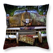 1948 Studebaker Champion Throw Pillow
