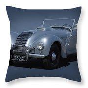 1950 Allard K1 Roadster Throw Pillow