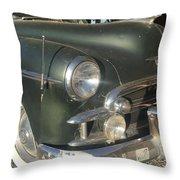 1950 Chevrolet Coupe Throw Pillow