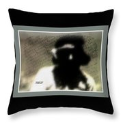 1950's - Hopi Mystery Throw Pillow
