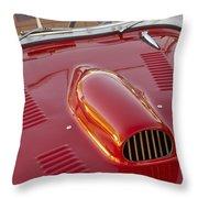 1951 Allard K2 Roadster 3 Throw Pillow