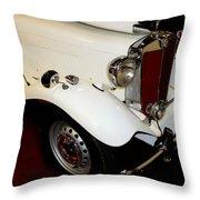 1951 Mg Throw Pillow