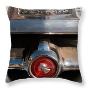 1951 Pontiac Coupe #3 Throw Pillow