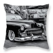 1951 Chevy Kustomized  Throw Pillow