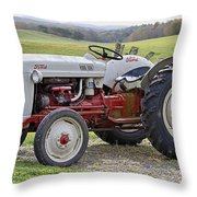 1953 Ford Golden Jubilee Naa Throw Pillow