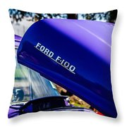 1954 Ford F100 Throw Pillow