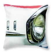 1957 Chevy 210  Throw Pillow