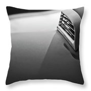 1957 Ford Thunderbird Scoop 2 Throw Pillow