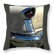 1957 Oldsmobile Super 88 Throw Pillow