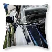1958 Chevrolet Impala - 2 Throw Pillow