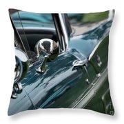 1958 Chevrolet Impala - 4 Throw Pillow