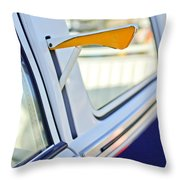 1958 Volkswagen Vw Bus Turn Signal Throw Pillow