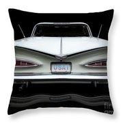 1959 Chevrolet Impala Throw Pillow