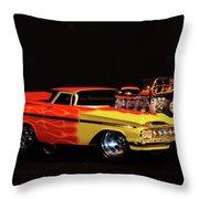 1959 El Camino Throw Pillow