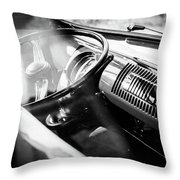 1959 Volkswagen T1 Interior Throw Pillow