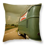 1959 Volkswagen T1 Throw Pillow
