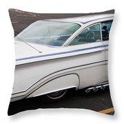 1960 Olds Eighty Eight 2023 Throw Pillow