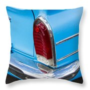 1961 Rambler Cross Country Tail Light Throw Pillow