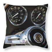 1962 Alfa Romeo Throw Pillow