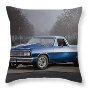 1964 Chevrolet El Camino IIi Throw Pillow