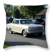 1964 Nova Ss Pennington Throw Pillow