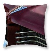1964 Pontiac Bonneville Throw Pillow