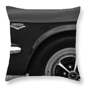 1964.5 Ford Mustang - 289 High Performance Throw Pillow