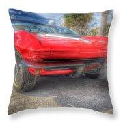 1965 Stingray  Throw Pillow